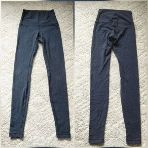 Lululemon Wunder Under Cotton Hi-Rise Pant Size 6